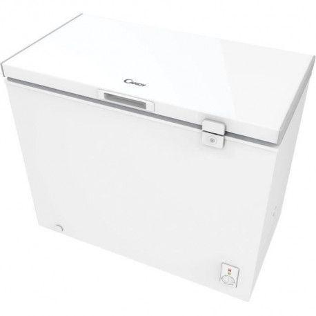 CANDY CMCH200 - Congelateur coffre - 197 L - Froid statique - A+ - L 98 x H 82,5 cm - Blanc