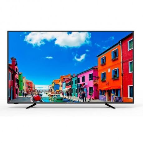 Continental Edison TV 65 165 cm 4K 3840x2160 4*HDMI 2*USB PVR Classe energetque A