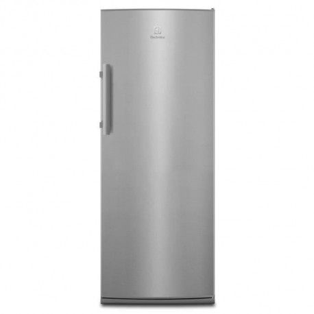 ELECTROLUX ERF3315AOX - Refrigerateur 1 porte - 314L - Froid brasse - A+ - L 60cm x H 155cm - Silver