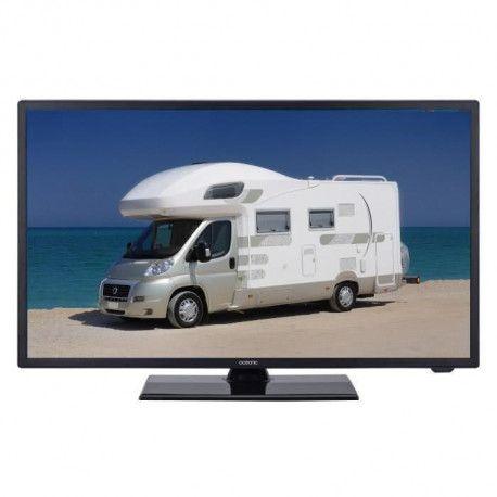 OCEANIC TV LED Camping Car Full HD 55cm 21,5 12V et 220V TNT HDMI USB