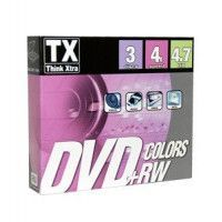 DVD VIDEO TX DVDTX 47 B 3 +RW-20