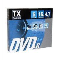 DVD VIDEO TX DVDTX 47 S 5 +R 16 X