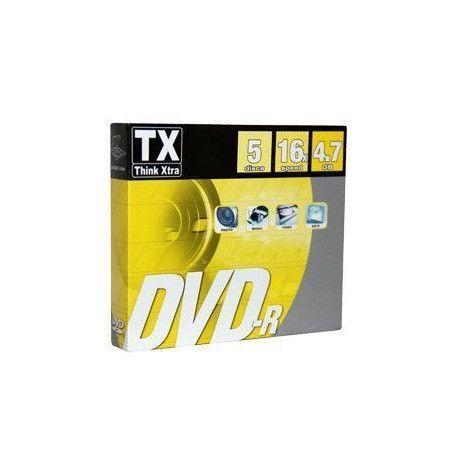 TX DVD VIDEO TX DVDTX 47 S 5-R 16 X