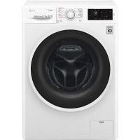 LG F854C40WR - Lave linge sechant frontal-Lav 8kg / 5kg-1400 tours-Classe A-Moteur induction