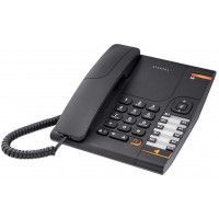 TELEPHONE FILAIRE ALCATEL TEMPORIS 380 NOIR