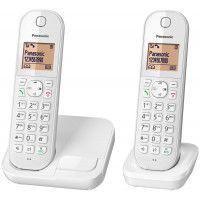 Panasonic TELEPHONE SANS FIL PANASONIC KXTGC 412 FRW