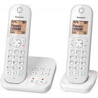 Panasonic TELEPHONE SANS FIL PANASONIC KXTGC 422 FRW