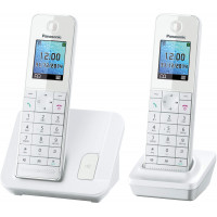 TELEPHONE SANS FIL PANASONIC KXTGH 212 FRW
