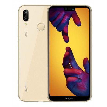Huawei GSM PORTABLE SEUL HUAWEI P 20 LITE GOLD