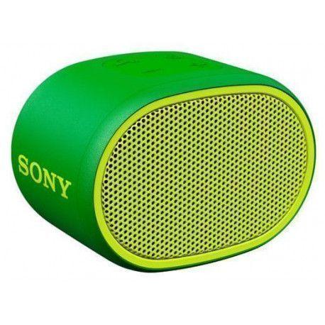 Sony ENCEINTES NOMADES SONY SRSXB 01 G