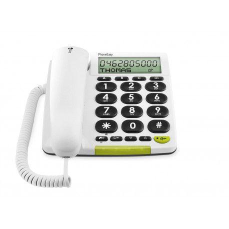 Doro TELEPHONE FILAIRE DORO PHONEEASY 312 CS