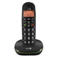 TELEPHONE SANS FIL DORO PHONEEASY 100 W NOIR