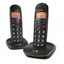TELEPHONE SANS FIL DORO PHONEEASY 100 W DUO