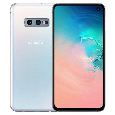 Samsung GSM PORTABLE SEUL SAMSUNG GALAXY S 10 E BLANC