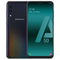 Samsung GSM PORTABLE SEUL SAMSUNG GALAXY A 50 NOIR