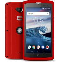 TELEPHONE PORTABLE CROSSCALL CORE X 3 ROUGE
