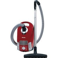 ASPIRATEUR TRAINEAU MIELE COMPACT C 1 YOUNG RED