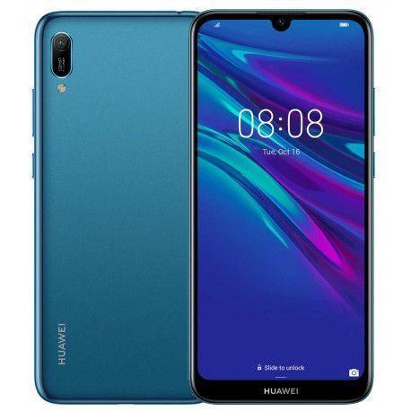 Huawei GSM PORTABLE SEUL HUAWEI Y 6 2019 BLEU