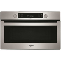 WHIRLPOOL AMW804IX Micro-ondes grill encastrable - 31L - 800 W - Combine grill 1000W - Gris