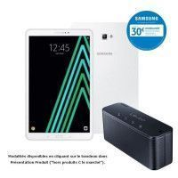 Samsung Galaxy Tab 10,1 + Enceinte Samsung Level Box mini Noire offerte - RAM 2 Go- Stockage 16 Go -Octo Core -Android 6.0