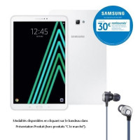 Samsung Galaxy Tab A6 10,1 + ecouteurs Knob filaires offerts - 2Go RAM - Android 6.0 - Octo Core - ROM 16Go - WiFi/Bluetooth