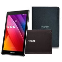 ASUS Tablette Tactile ZenPad Z170C - 7 IPS - 1Go RAM - Android 5.0 - ROM 16Go - WiFi/Bluetooth + etui offert