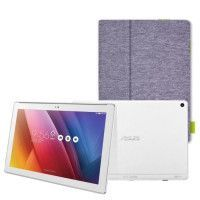 ASUS Tablette Tactile ZenPad Z300M blanc 10,1 - 2Go de RAM - Android 6.0 - Mediatek 8163 - ROM 64Go - WiFi/Bluetooth + Cover