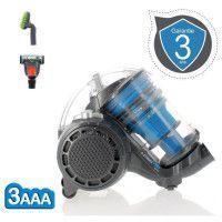 EZIclean Turbo Eco-pets, Aspirateur sans sac multi-cyclonique special animaux de compagnie AAA