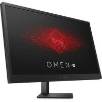 HP Ecran PC Gamer OMEN 25 ? 24.5 Full HD ? Dalle TN LED ? 144 Hz ? 1 ms - AMD FreeSync - HDMI - DisplayPort - 16:9 - Noir