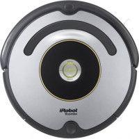 iROBOT Roomba 615 - Aspirateur robot - 33W - 61 dB - Gris