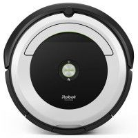 iROBOT Roomba 691 - Aspirateur robot connecte - 26W - 61 dB
