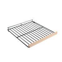 LA SOMMELIERE CLATRAD09 - Clayette fixe fil avec facade bois
