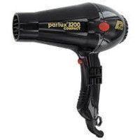 PARLUX Seche-cheveux - 3200 Compact - Debit dair 69 m3/h - 1900 W - Noir