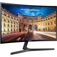 SAMSUNG C24F396 - Ecran Incurve 24 pouces FHD - Dalle VA - 5 ms - HDMI / DVI / VGA - AMD FreeSync