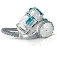 TAURUS 948977000 Aspirateur sans sac Dynamic Eco Turbo - 700 W - 2 L - Bleu et Gris