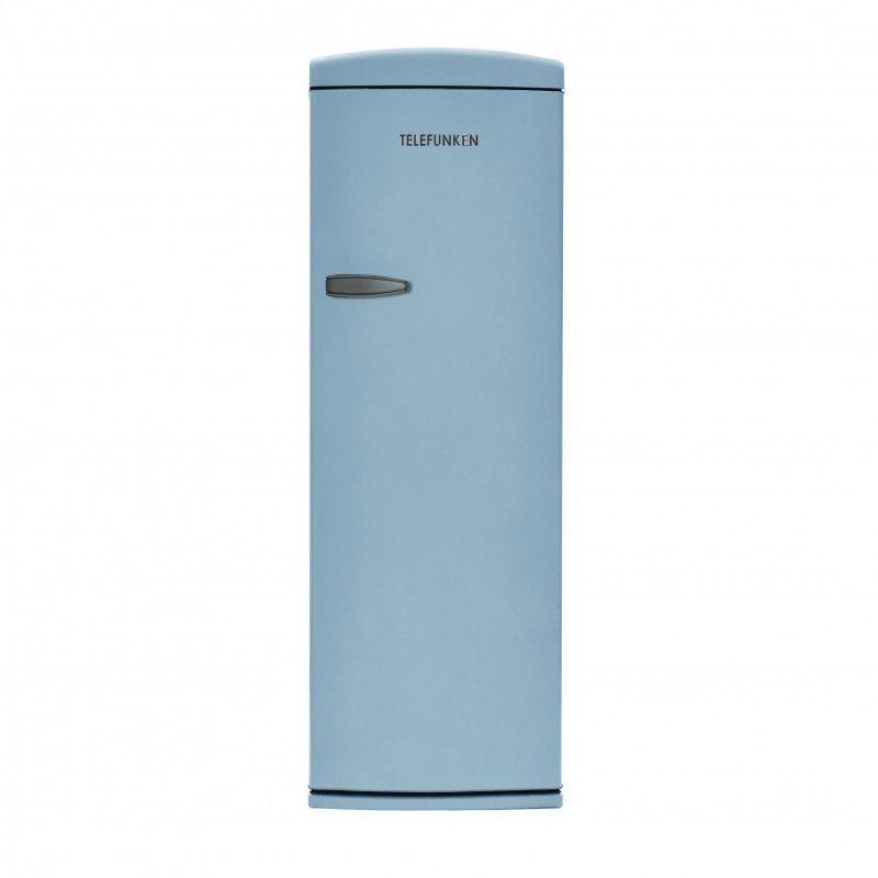 Telefunken tfnvin311blu r frig rateur 1 porte vintage bleu for Refrigerateur 1 porte