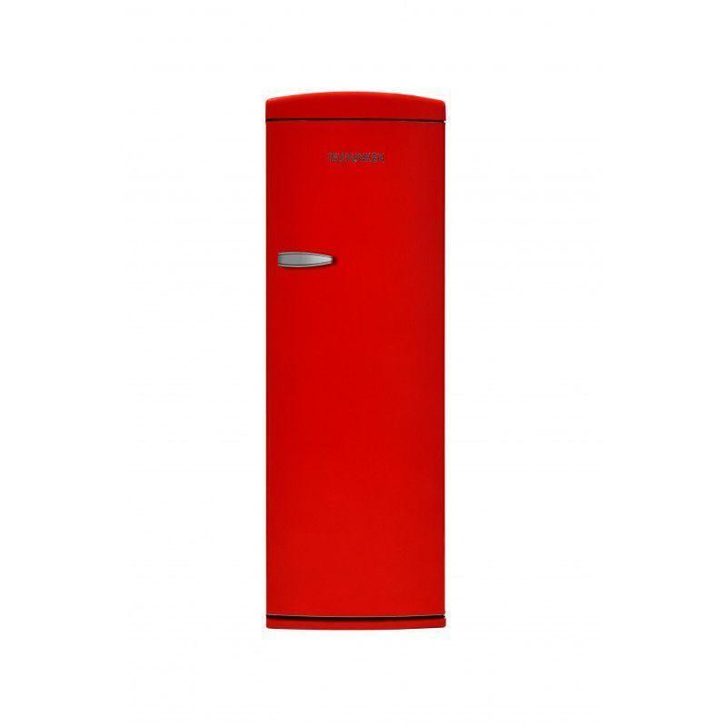Telefunken tfnvin311red r frig rateur 1 porte vintage for Refrigerateur 1 porte