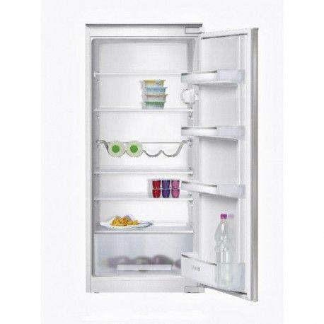 SIEMENS KI24RV21FF Réfrigérateur encastrable A + - 221L - Intégrable