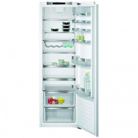SIEMENS KI81RAD30 Réfrigérateur encastrable 1 porte - Blanc