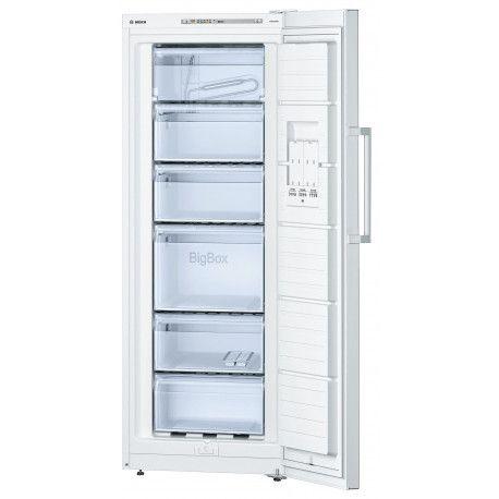 BOSCH GSV29VW31 Congélateur armoire A ++ - 198 L - 25 h - Manuel - Blanc