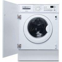 ELECTROLUX EWX127410W Lave-linge intégrable - 7 kg - C - 1200 trs/min - Blanc - Départ différé