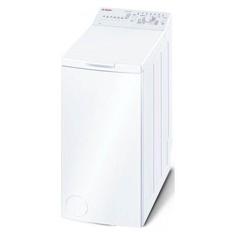 BOSCH WOR24156FF Lave-linge top 6.5 kg - A +++ - 1200 trs/min - Blanc - Départ différé