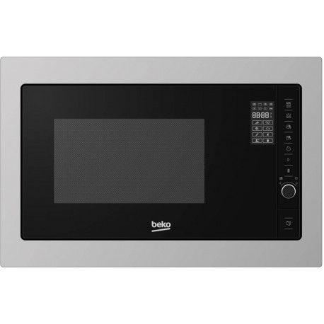 BEKO MGB25332BG Micro-onde encastrable grill 25 L - 900 W - Inox
