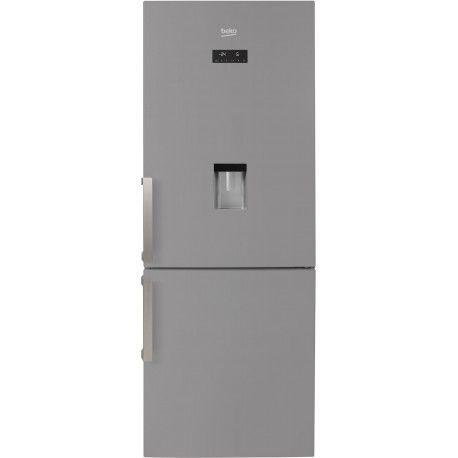 BEKO RCNE520E31DS Réfrigérateur - Congélateur en bas A ++