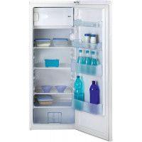 BEKO SSA25421 Réfrigérateur 1 porte A + - 201 L - 20 L - Blanc