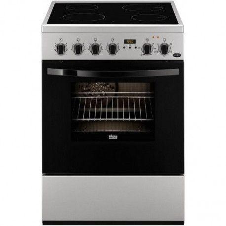 FAURE FCV6530CSA Cuisinière vitrocéramique - Programmateur - Silver - 56 L - A