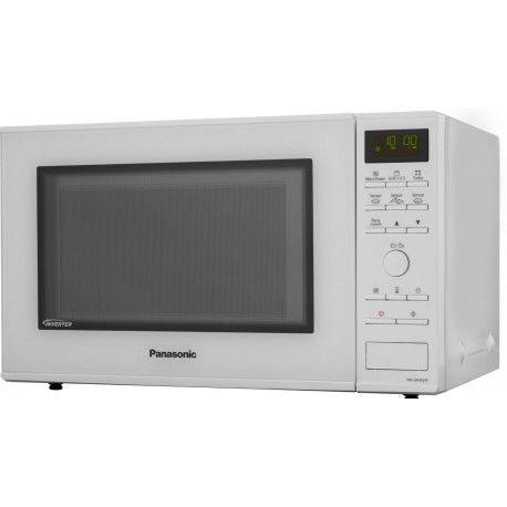 PANASONIC NNGD452WEPG Micro-onde grill 31 L - 1000 W - Blanc - 34 cm