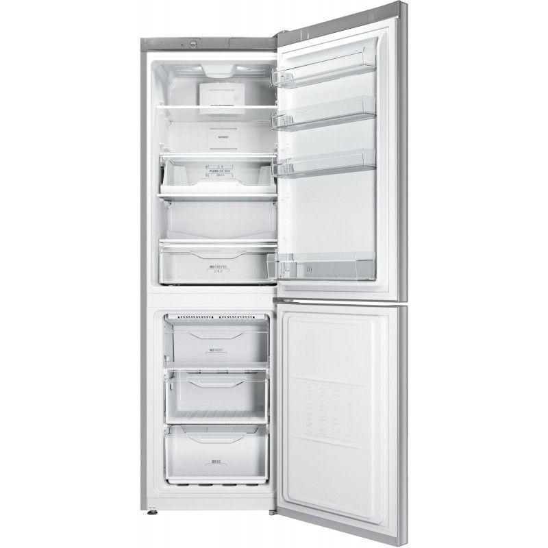 Indesit li80ff1s r frig rateur cong lateur en bas a 215 l 8 - Indesit refrigerateur congelateur ...