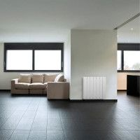 RADIATEUR ELECTRIQUE MURAL-SERIE IEM 3G WIFI-1200W-BLANC DUCASA - 0.637.394