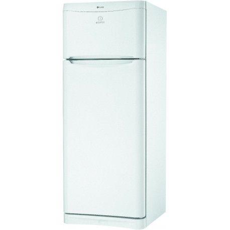 INDESIT TAA5V Réfrigérateur - Congélateur en hautA + - 332L - 82L - Blanc